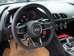 2017款V10 Coupe 方向盘