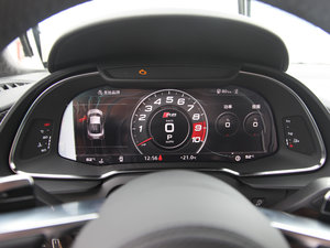 2017款V10 Coupe 仪表