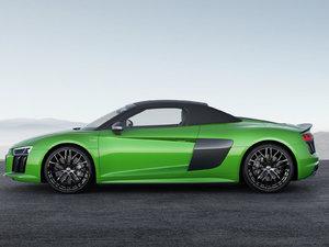 2017款Spyder V10 plus 整体外观