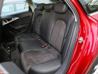 空间座椅奥迪A6 Avant后排座椅