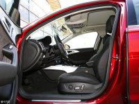 空间座椅奥迪A6 Avant前排空间