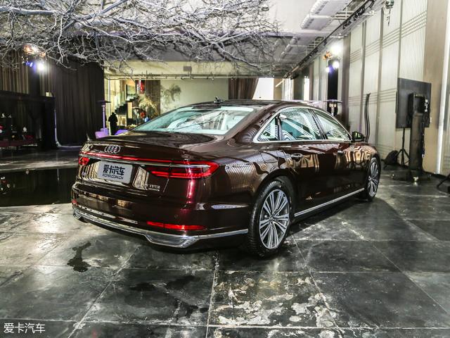 奥迪(进口)2018款奥迪A8L