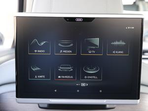2018款A8L 基本型 中控区