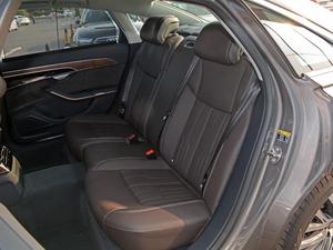 2018款55TFSI quattro 豪华型 后排座椅