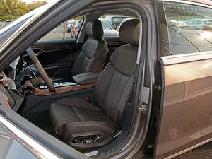 2018款55TFSI quattro 豪华型 前排座椅