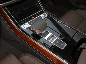 2018款55TFSI quattro 豪华型 变速挡杆