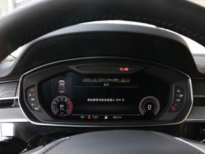 2018款55TFSI quattro 精英投放版 仪表