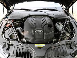 2018款55TFSI quattro 尊贵型 发动机