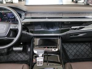 2018款55TFSI quattro 豪华型 中控台