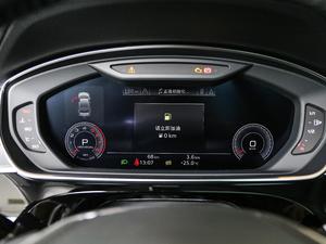 2018款55TFSI quattro 豪华型 仪表