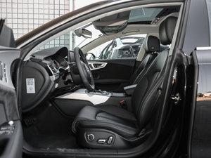 2018款40 TFSI quattro 技术型 前排空间