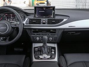2018款40 TFSI quattro 技术型 中控台