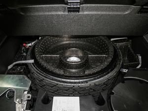 2018款45TFSI S line运动型 备胎