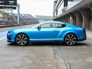 2014款4.0T GT V8 S 标准版 纯侧