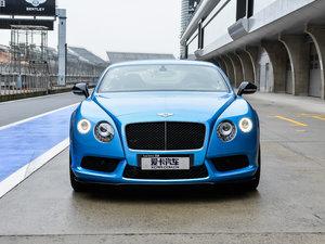 2014款4.0T GT V8 S 标准版 纯正
