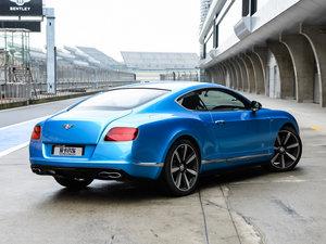 2014款4.0T GT V8 S 标准版 整体外观