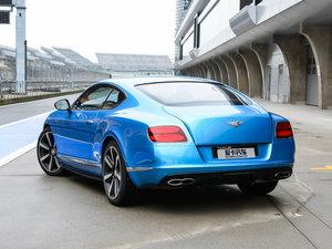 2014款4.0T GT V8 S 标准版 后侧45度