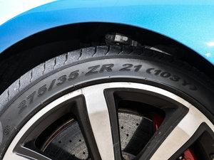 2014款4.0T GT V8 S 标准版 轮胎尺寸