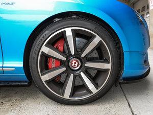 2014款4.0T GT V8 S 标准版 轮胎