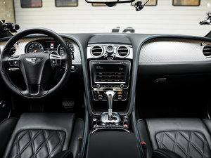 2014款4.0T GT V8 S 标准版 全景内饰