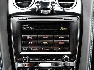 2014款4.0T GT V8 S 标准版 中控台显示屏