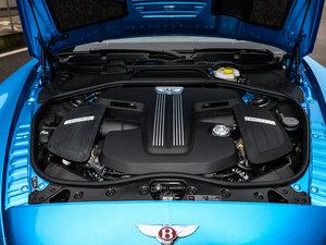 2014款4.0T GT V8 S 标准版 发动机