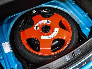 2014款4.0T GT V8 S 标准版 备胎