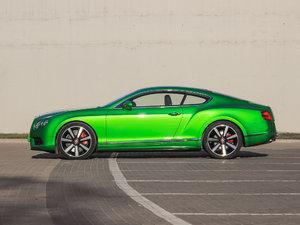 2014款4.0T GT V8 S 尊贵版 纯侧