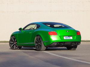 2014款4.0T GT V8 S 尊贵版 后侧45度