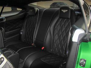 2014款4.0T GT V8 S 尊贵版 后排座椅
