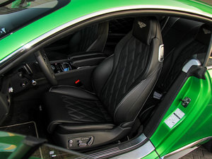 2014款4.0T GT V8 S 尊贵版 前排座椅