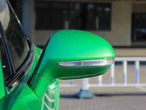 2014款4.0T GT V8 S 尊贵版 后视镜