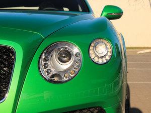 2014款4.0T GT V8 S 尊贵版 头灯