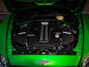 2014款4.0T GT V8 S 尊贵版 发动机