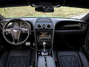 2014款4.0T GT V8 S 尊贵版 全景内饰