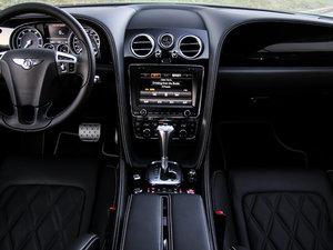 2014款4.0T GT V8 S 尊贵版 中控台