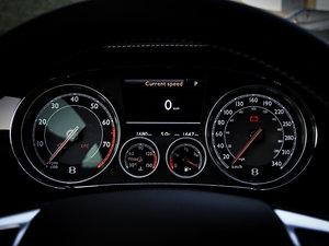 2014款4.0T GT V8 S 尊贵版 仪表