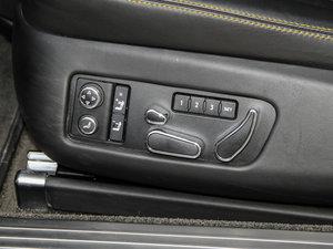 2014款4.0T GT V8 S 敞篷标准版 座椅调节
