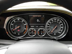 2014款4.0T GT V8 S 敞篷标准版 仪表