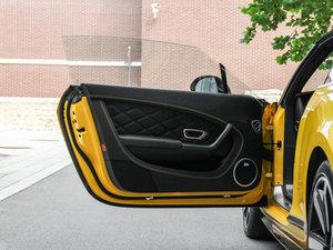 2014款4.0T GT V8 S 敞篷标准版 驾驶位车门