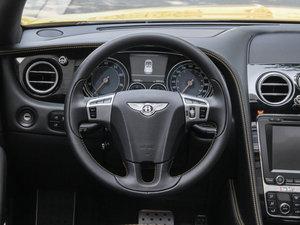 2014款4.0T GT V8 S 敞篷标准版 方向盘