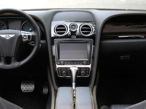 2014款4.0T GT V8 S 敞篷标准版 中控台