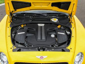 2014款4.0T GT V8 S 敞篷标准版 发动机