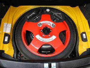 2014款4.0T GT V8 S 敞篷标准版 备胎