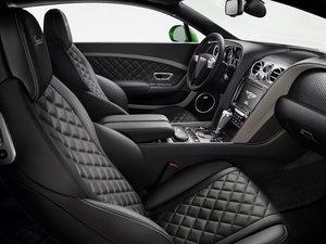 2016款6.0T GT W12 极致版 空间座椅