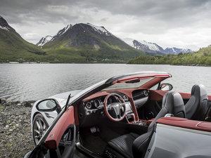 2016款4.0T GT V8 S 敞篷版 空间座椅