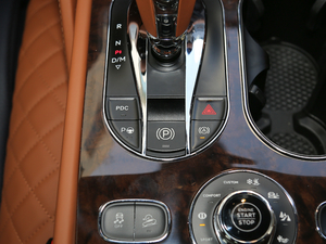 2018款Black Edition 驻车制动器