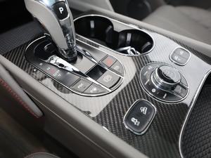 2018款4.0T V8 驻车制动器