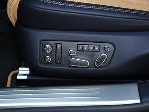 2017款V8 S Mulliner 座椅调节