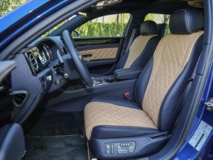 2017款V8 S Mulliner 前排座椅